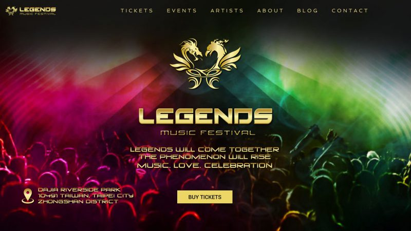 Legends Music Festival