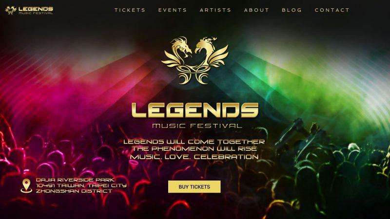 Legends Music Festival