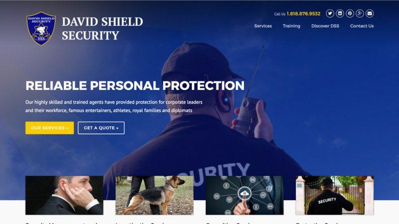 David Shield Security