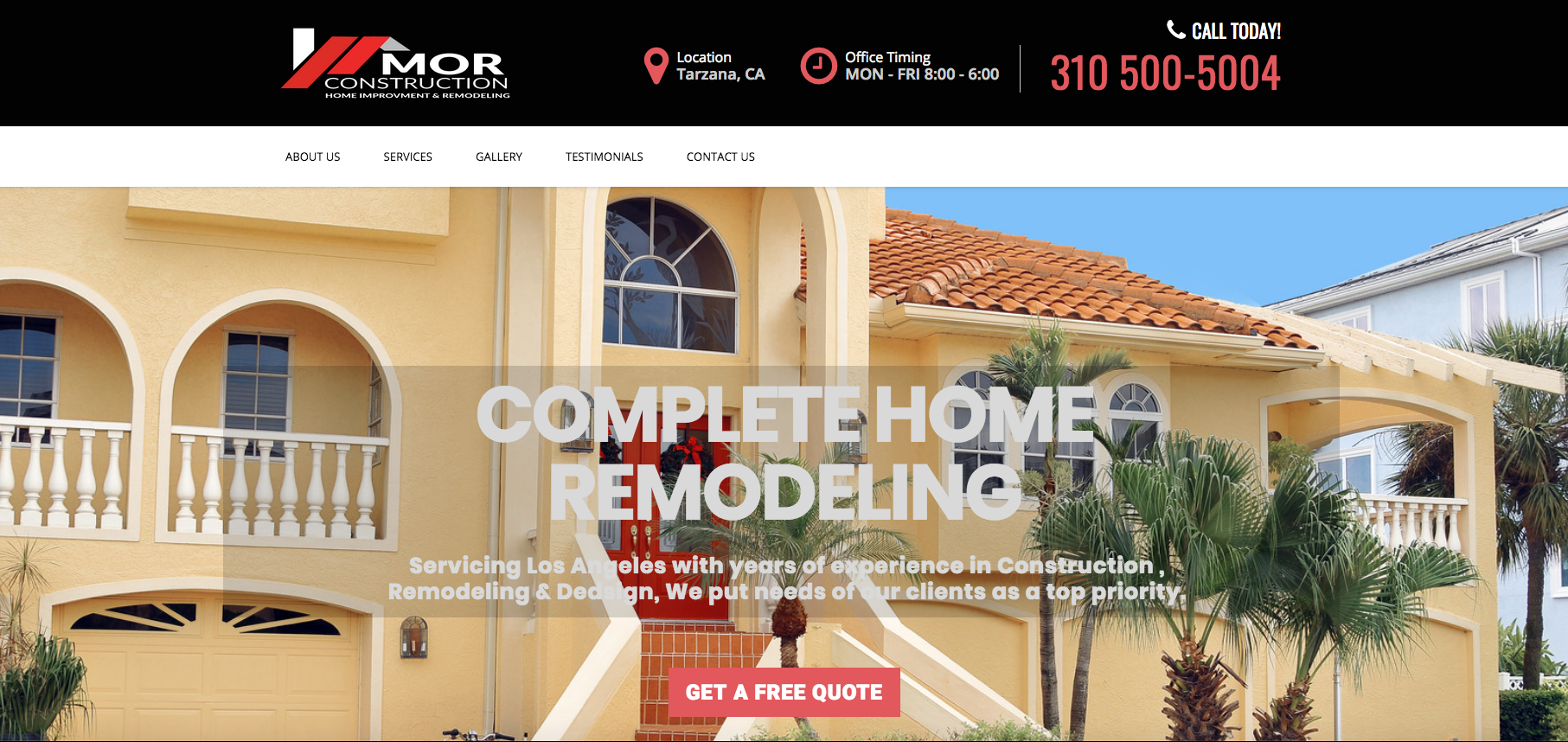 Mor Construction and Design