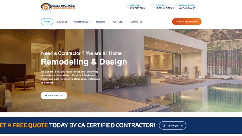All Home Remodeling